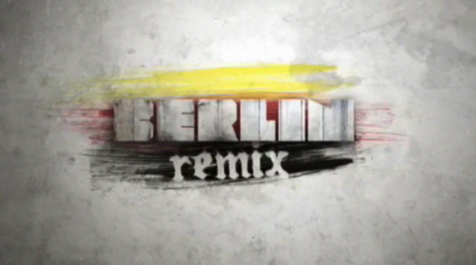 berlin REMIX titre